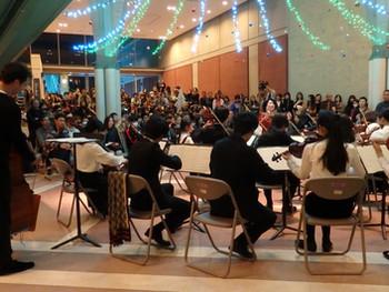 駒ヶ根子どもオーケストラに新しい先生をお迎えしました