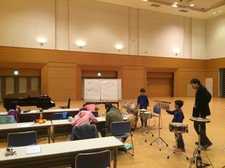 久しぶりの作曲教室