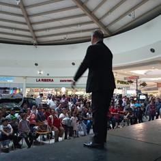 Mago Charlie en Patio Querétaro