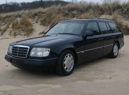 Fresh import: 1992 Mercedes 250TD 5-Speed