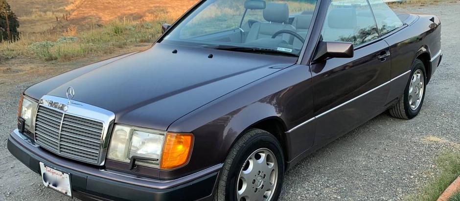 Bornite 1993 Mercedes 300CE (320CE)