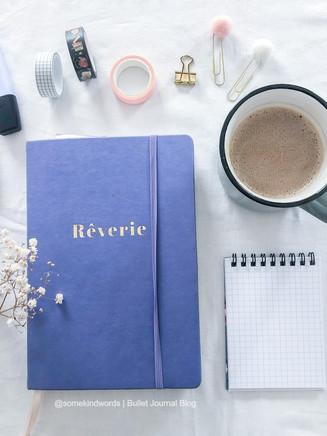 Bullet Journal Ideen für August, September und Oktober