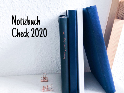 Notebook Check 2020 - Which notebook is right for your Bullet Journal?