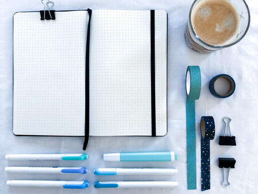The Bullet Journal Method - What is a Bullet Journal?
