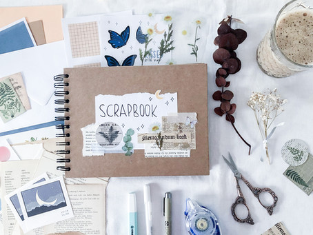 What is Scrapbooking? A short explanation for simple and aesthetic crafting fun