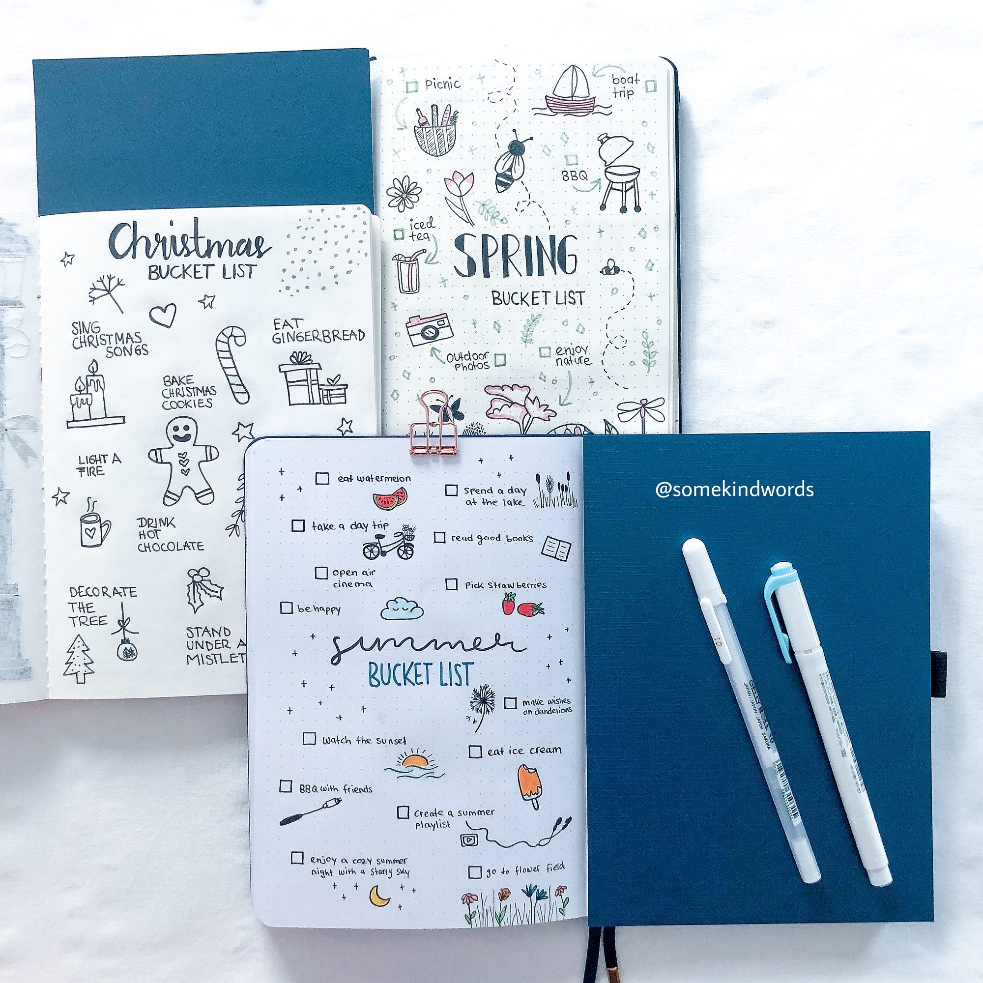 22 Bucket List Ideas For You And Your Bullet Journal
