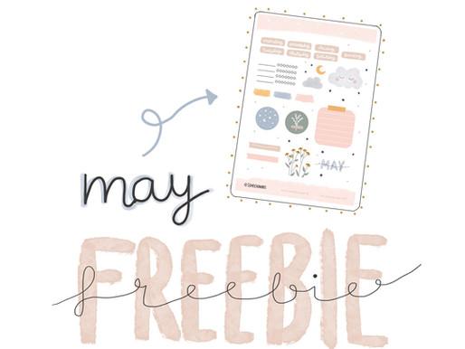 May Freebie: Journaling Kit printable