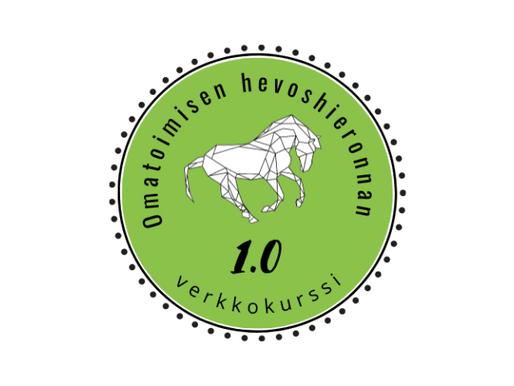 Mikä on omatoimisen hevoshieronnan 10 viikon kurssi?