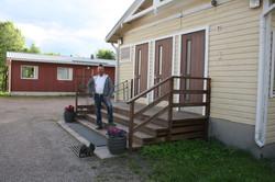 Juhlatila Härkälä kesä 2017