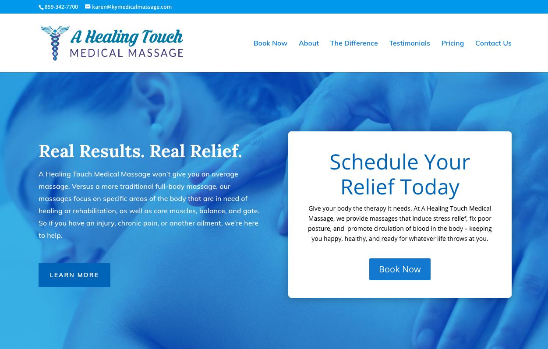 A Healing Touch Medical Massage - kymedicalmassage.com
