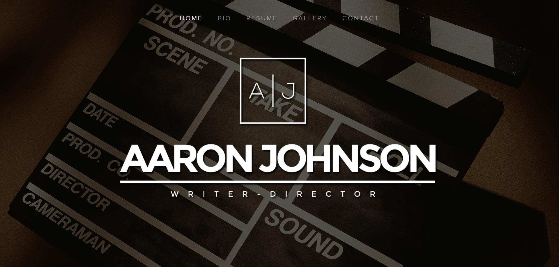 A. Johnson - www.aaron-m-johnson.com