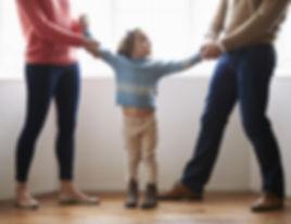 Определение порядка общения с ребенком.j