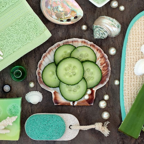 Cucumber & Melon
