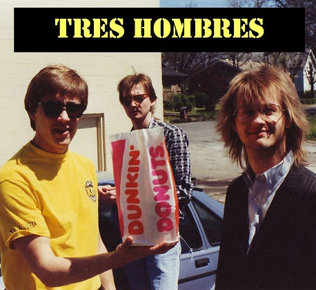 LEVEL TRES HOMBRES