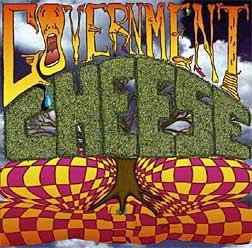 Government Cheese CD 1992