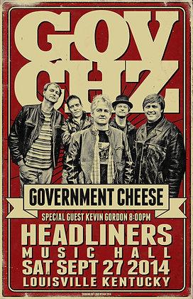 Poster- Headliners Nashville