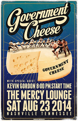 Poster- Mercy Lounge Nashville