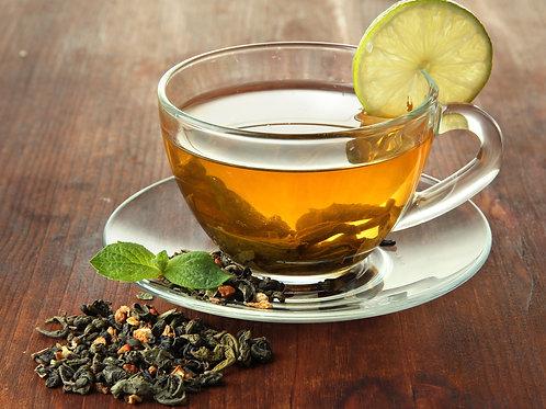 """Чай """"Черный"""",""""Зеленый""""с лимоном"""