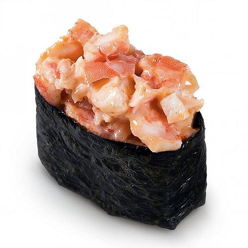 Спайс суши с угрем