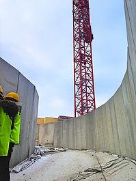 Construction d'une rampe en TBORGO