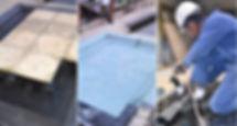 Atelier étanchéité, étanchéité des terrasses