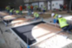 Atelier CAP constructeur de route, Formation route