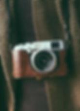 studio blu inc, vintage camera,
