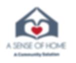 A Sense of Home, A Community Solution Logo