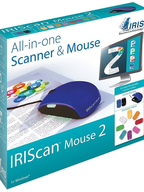 IRIScan mouse 2 - souris scanner