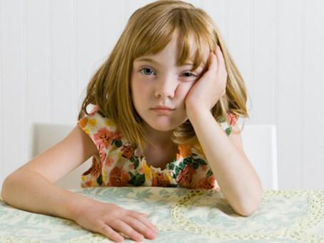 O tédio prejudica as nossas crianças?