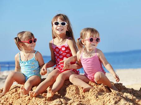 As crianças estão de férias! E agora?