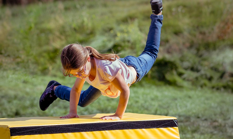Parkour Camp Session 1 (Age 6-9)