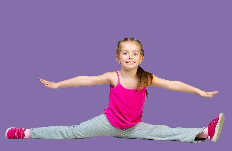 Kinder Gym Camp Session 1 (Age 4-5)