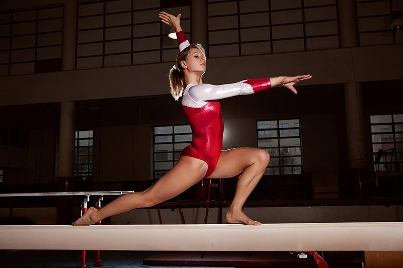 Competitive Gymnastics Camp 1 (Age 6-9)