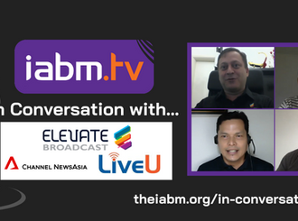 Covid How Mediacorp, Elevate & LiveU partner for solutions