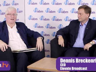 Elevate CEO - Dennis Breckenridge discusses Broadcast Business in Myanmar with IABM