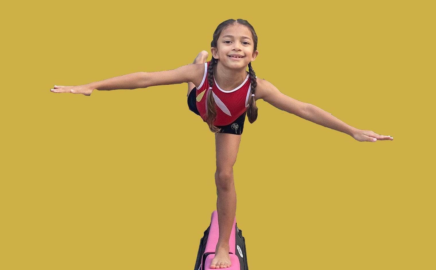 Gymnastics Camp Session 1 (Age 6-9)