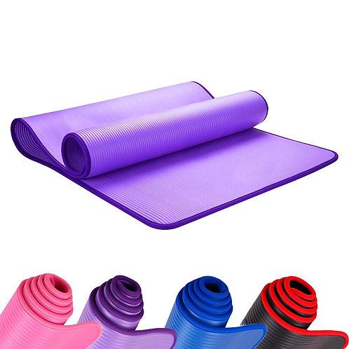 New Smart Beginners Lengthen Widened 10MM Non-Slip  Yoga Mats