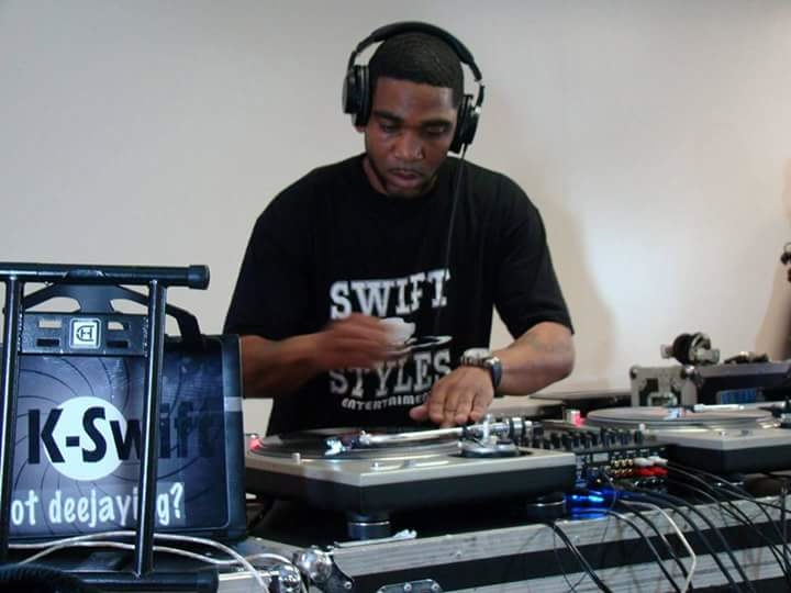 DJ K-SWIFT   OFFICIAL 1ST FAM RADIO DJ C