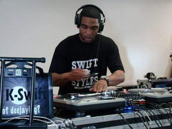 DJ K-SWIFT   OFFICIAL 1ST FAM RADIO DJ C