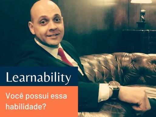 O que é Learnability?