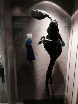 Rachel Chae sculpture_1st place