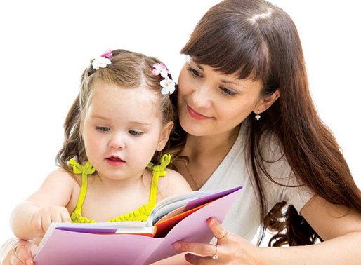 8 Ways to Broaden your Child's Vocabulary