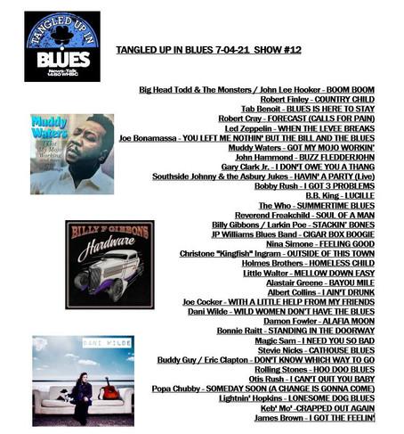 Playlist 7-04-21