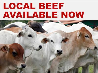 Meatgrocer.com Local Beef Favourite Selection (Daging Tempatan)