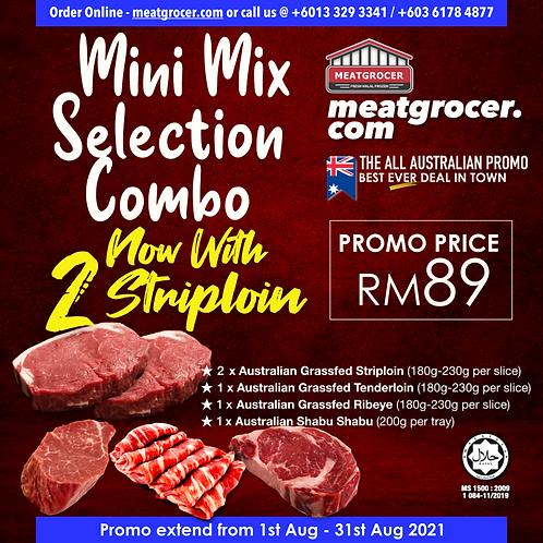 MiniMix Selection Combo NEW