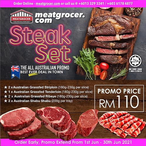 SteakSet Promo