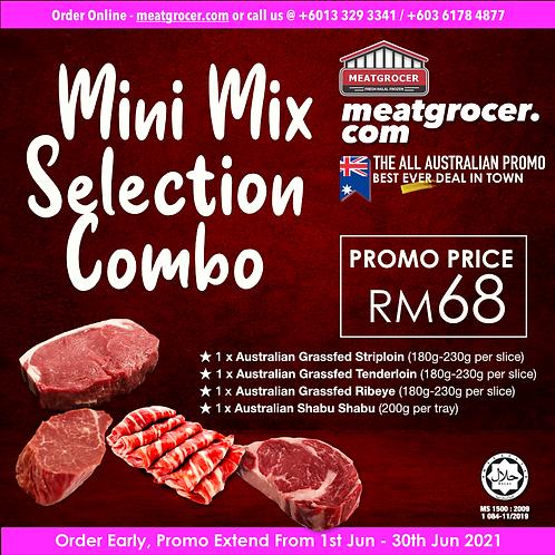 MiniMix Selection Combo