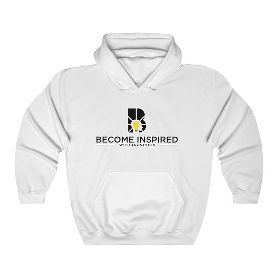 Become Inspired Hoodie Sweatshirt