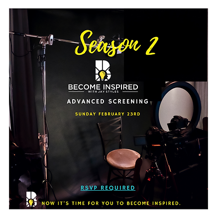 Become Inspired 2 Screening Invite  Whit